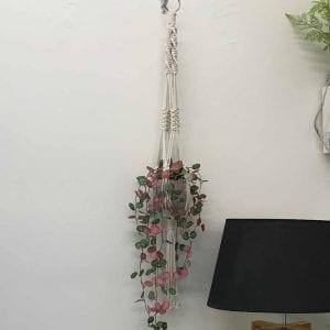 Single Macrame Plant Hanger