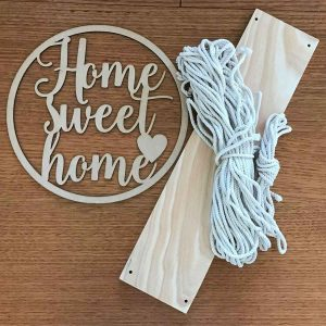 Home Sweet Home DIY Kit Product