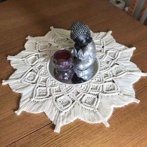 Mirror Mandala - On Table